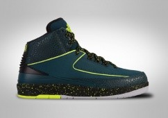 NIKE AIR JORDAN 2 RETRO NIGHTSHADE