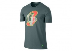 NIKE CP3 DRI-FIT TEE 2 HASTA/GHOST GREEN