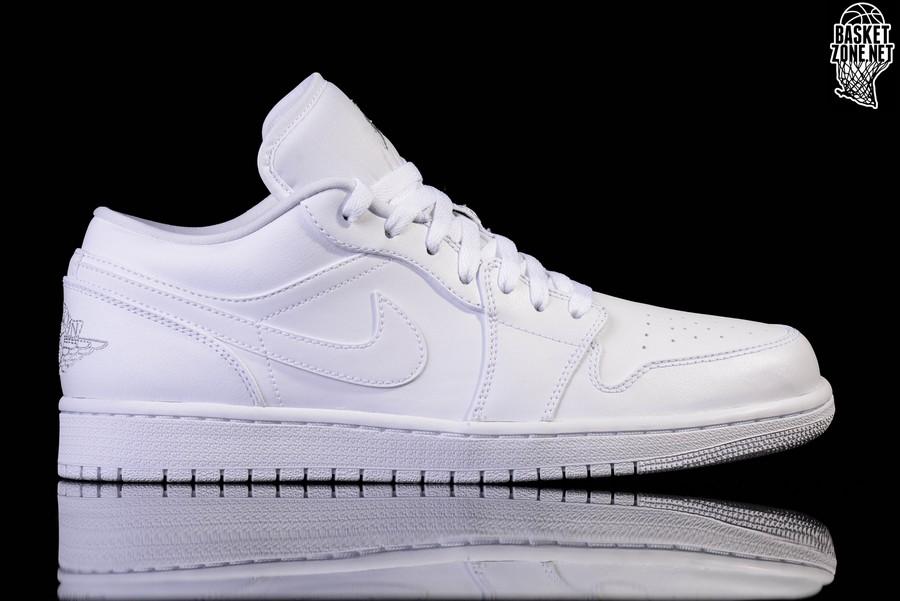 Nike Air Jordan 1 Retro Low White Price 92 50 Basketzone Net