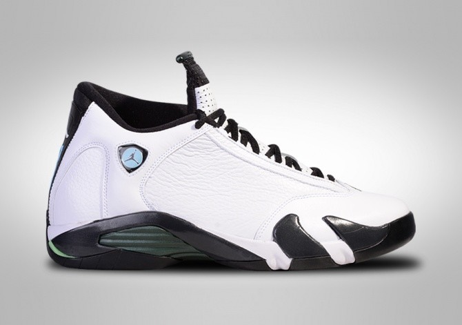 NIKE AIR JORDAN 14 RETRO OXIDIZED GREEN