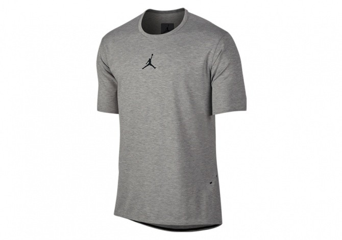 NIKE AIR JORDAN 23 TECH TOP GREY HEATHER