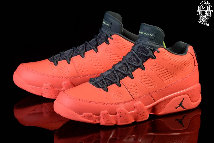 huge sale 2d0f4 9cd60 NIKE AIR JORDAN 9 RETRO LOW BRIGHT MANGO price €162.50 | Basketzone.net