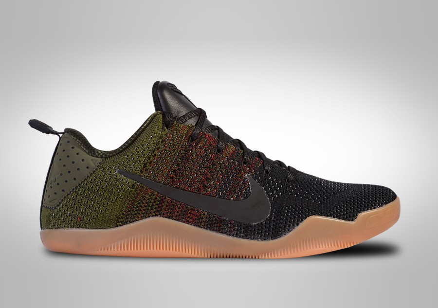 35cb7695f710 NIKE KOBE 11 ELITE LOW 4KB BLACK HORSE price €157.50