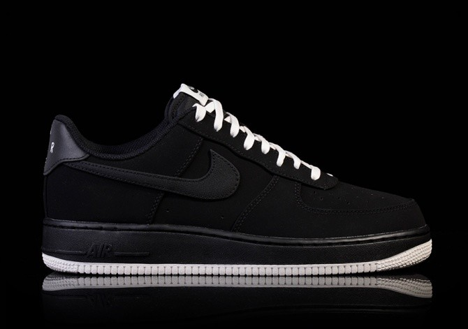 ... cheap air sneaker 9660d 800ee NIKE AIR FORCE 1 BLACK-SAIL ...