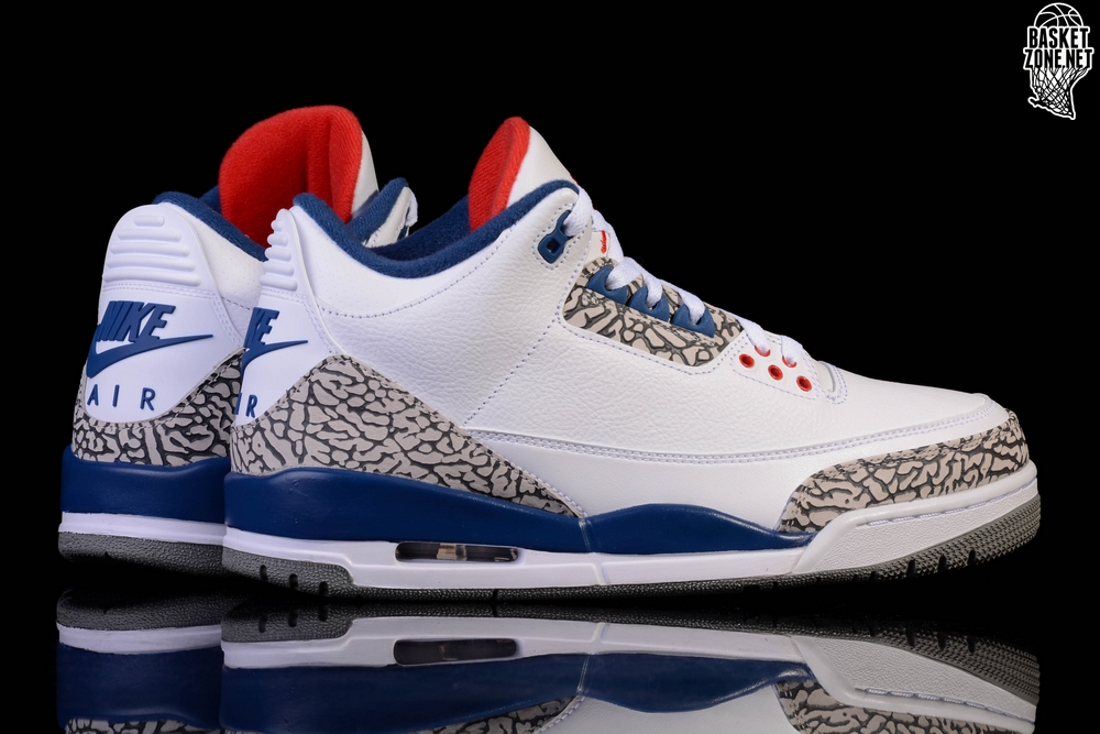 NIKE AIR JORDAN 3 RETRO OG TRUE BLUE price €347.50  2f138bc8e