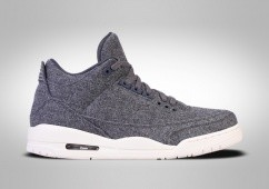 NIKE AIR JORDAN 3 RETRO WOOL BG