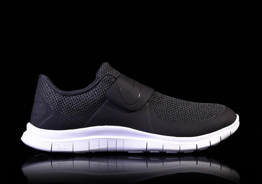 2016 Nike Sportswear Free Socfly SD UomoDonna Scarpe Black
