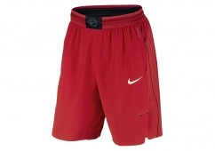 NIKE AEROSWIFT BASKETBALL SHORT UNIVERSITY RED