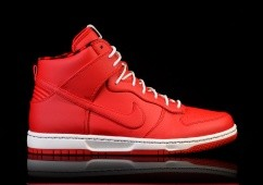 NIKE DUNK ULTRA SPORT RED/SPORT RED-SAIL-BLACK