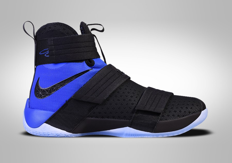 787621c49 NIKE LEBRON SOLDIER 10 SFG GAME ROYAL price €115.00 | Basketzone.net