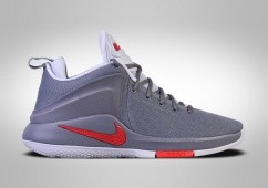 NIKE LEBRON ZOOM WITNESS COOL GREY