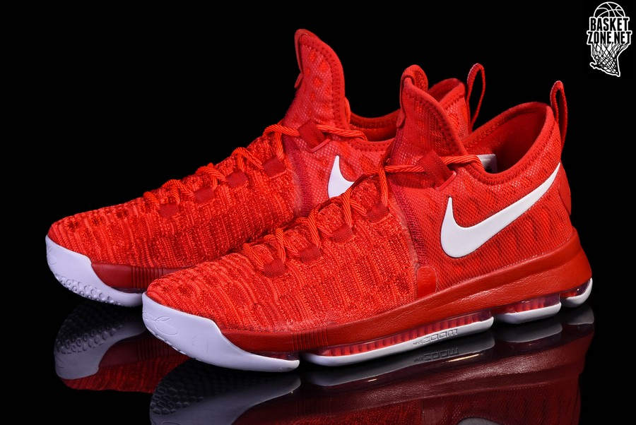c087eb1a6209 NIKE ZOOM KD 9 RED ALERT price €135.00