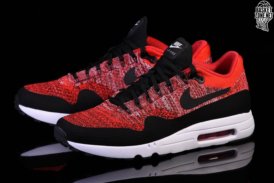 NIKE AIR MAX 1 ULTRA 2.0 FLYKNIT UNIVERSITY RED price €135.00 ... e929eb2c8
