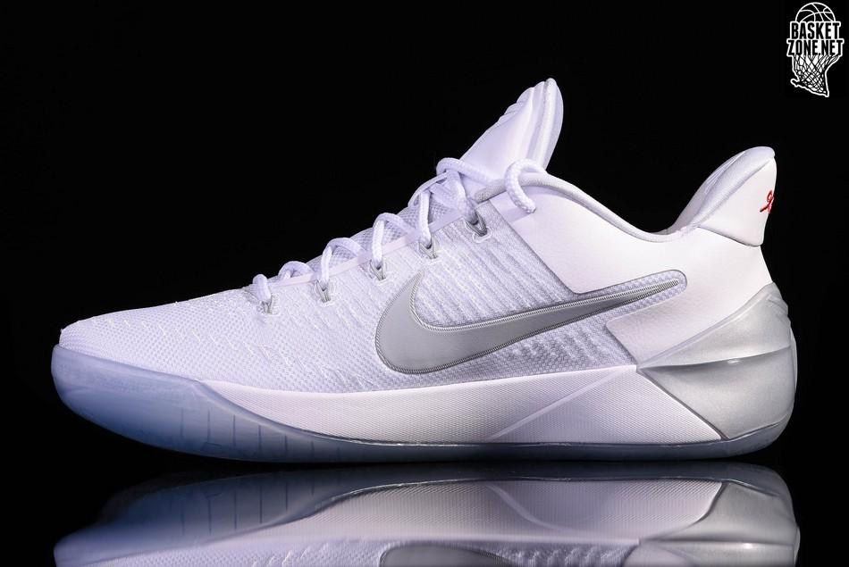 nike kobe 12 all white