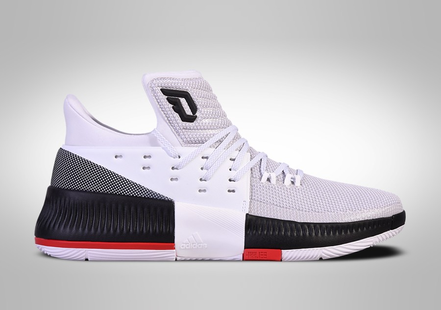 the latest 4e806 bcbbb ADIDAS DAME 3 RIP CITY DAMIAN LILLARD