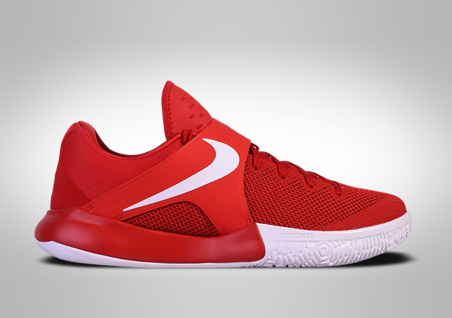 fc0ad450424988 NIKE ZOOM LIVE 2017 RED GORDON HAYWARD price €87.50
