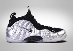 NIKE AIR FOAMPOSITE PRO SILVER SERVER
