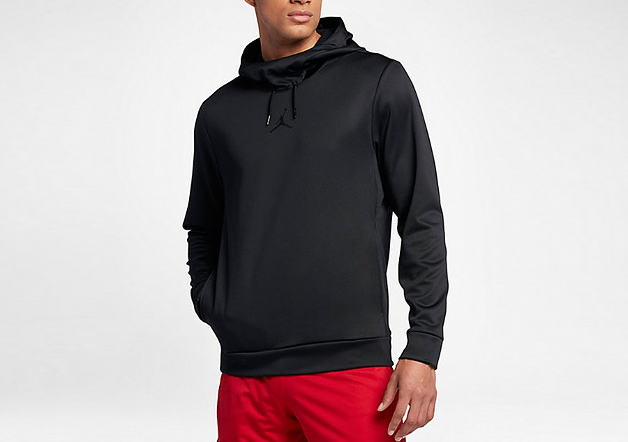 ... purchase nike air jordan therma 23 alpha training hoodie black price  57.50 basketzone 23ddb 6da15 2c54bba028