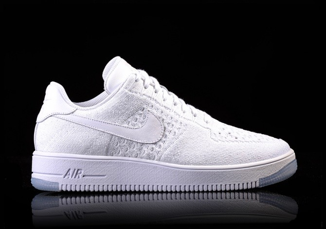 c5202ca045dc2c NIKE AIR FORCE 1 ULTRA FLYKNIT LOW WHITE-ICE pour €105,00 ...