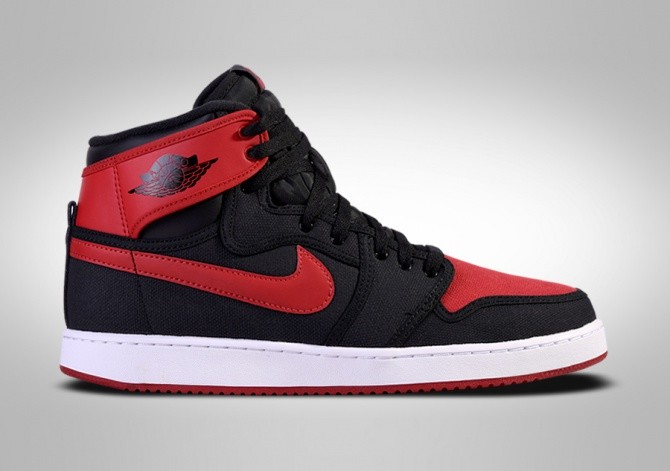 NIKE AIR JORDAN 1 RETRO KO HIGH OG BRED