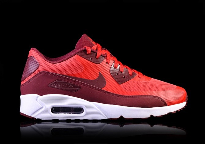 promo code 9ad93 323df NIKE AIR MAX 90 ULTRA 2.0 ESSENTIAL UNIVERSITY RED