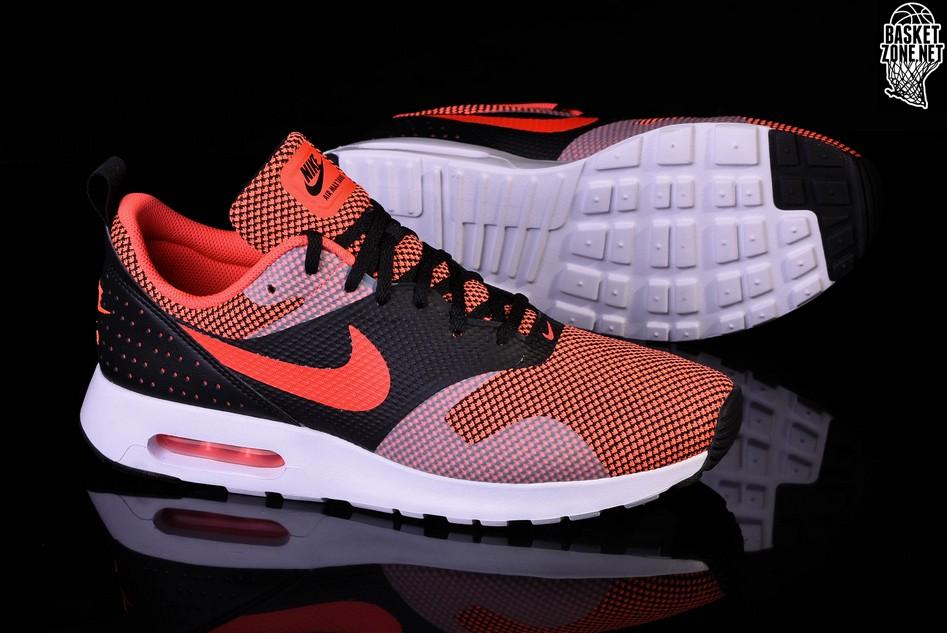 Nike Air Max Tavas GreyBright Crimson   HYPEBEAST