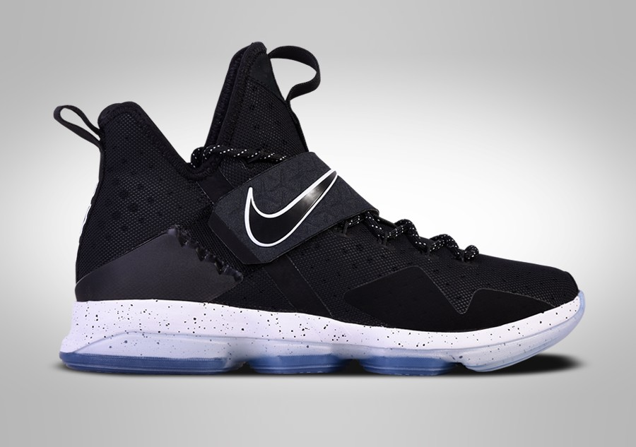 official photos bf31d 20b95 NIKE LEBRON 14 BLACK ICE price €152.50   Basketzone.net