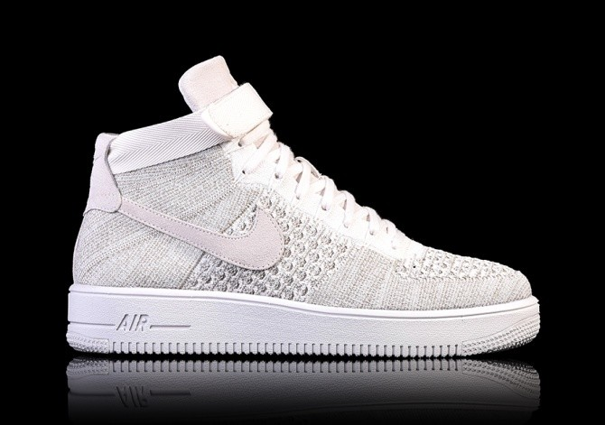 7b1b67f922c NIKE AIR FORCE 1 ULTRA FLYKNIT MID SAIL voor €122,50 | Basketzone.net