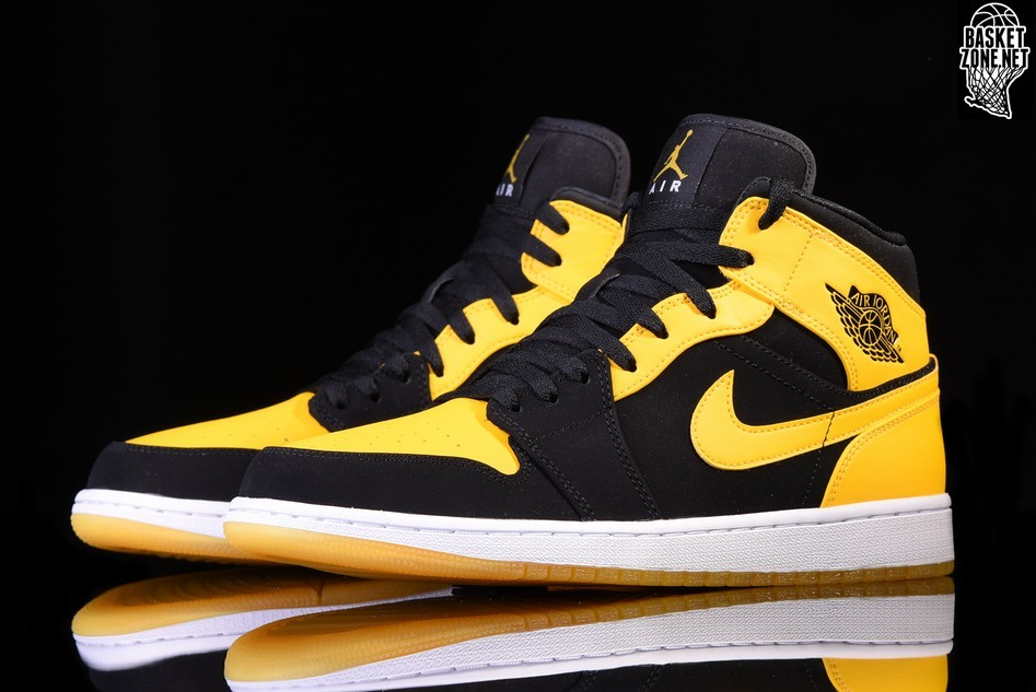 Autorización Federal Duplicación  NIKE AIR JORDAN 1 RETRO MID NEW LOVE por €95,00 | Basketzone.net
