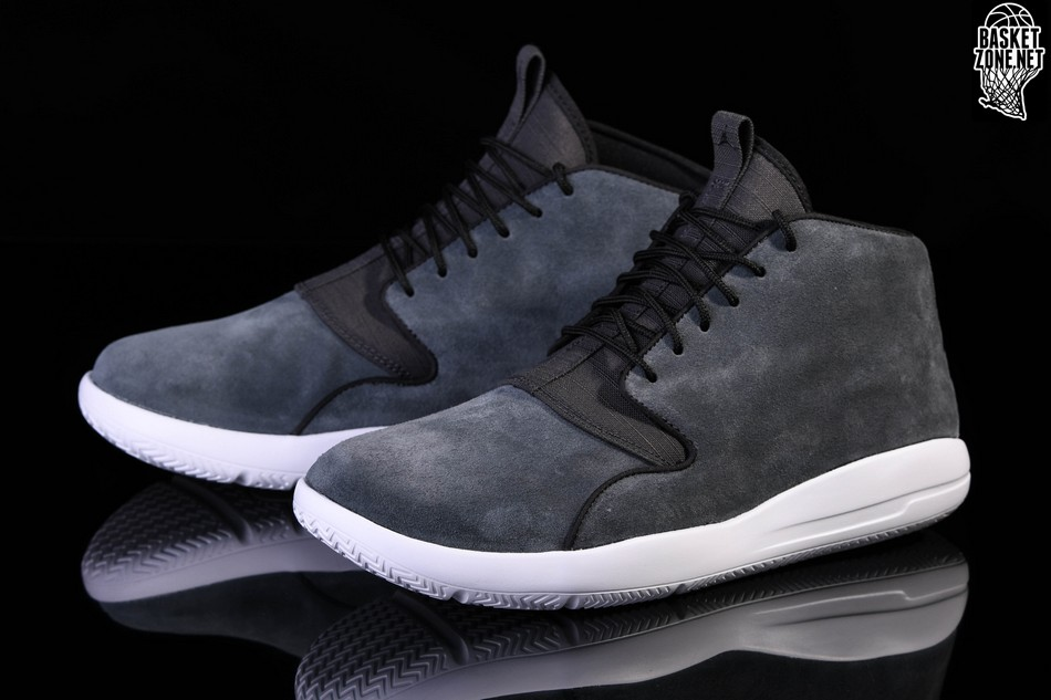 uk availability 1b66d e9e8c NIKE AIR JORDAN ECLIPSE CHUKKA WOLF GREY