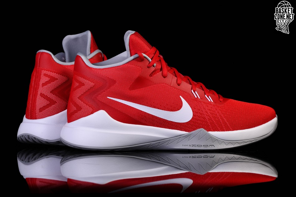 meet b2429 e04a9 NIKE ZOOM EVIDENCE BLOODY RED