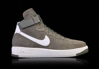 NIKE AIR FORCE 1 ULTRAFORCE HIGH DARK STUCCO