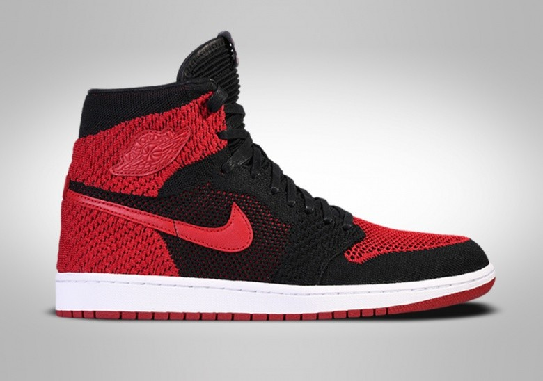 NIKE AIR JORDAN 1 RETRO HIGH FLYKNIT BANNED