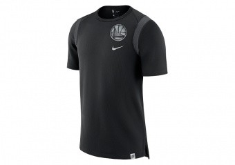 NIKE NBA GOLDEN STATE WARRIORS TOP BLACK ANTHRACITE
