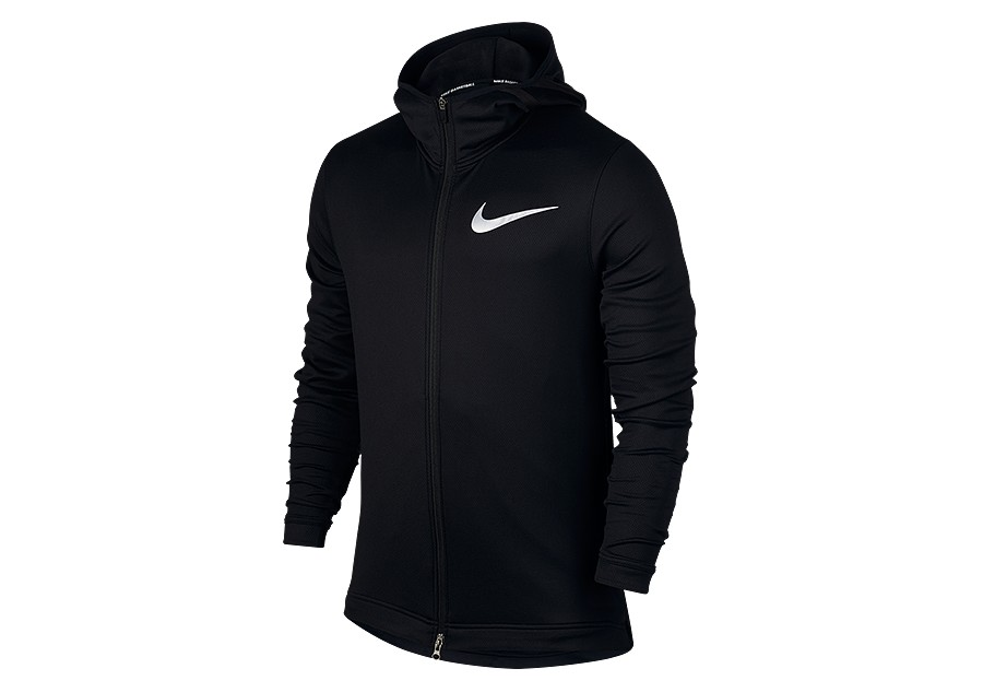 28cc49a3976 NIKE THERMA FLEX SHOWTIME BASKETBALL HOODIE BLACK price €102.50 ...