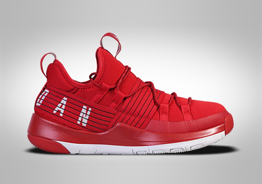 the latest 37c81 b7948 NIKE AIR JORDAN TRAINER PRO BG GYM RED price €79.00   Basketzone.net