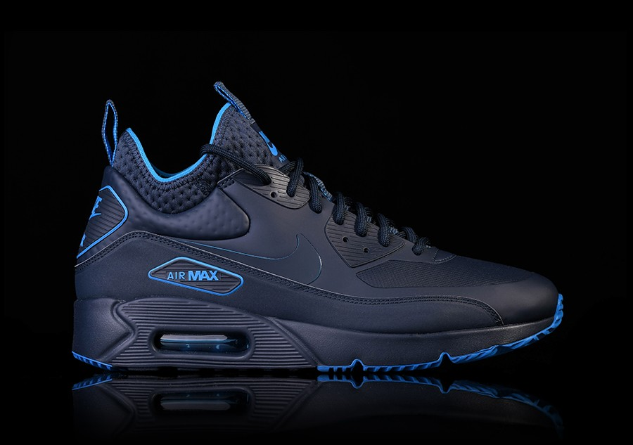 nike air max 90 ultra mid winter se obsidian. Black Bedroom Furniture Sets. Home Design Ideas