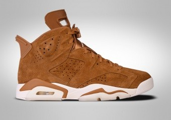NIKE AIR JORDAN 6 RETRO GOLDEN HARVEST