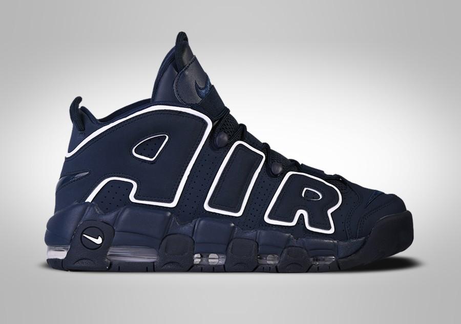 Por Obsidian '96 More Air Nike Uptempo waTIOXcTq