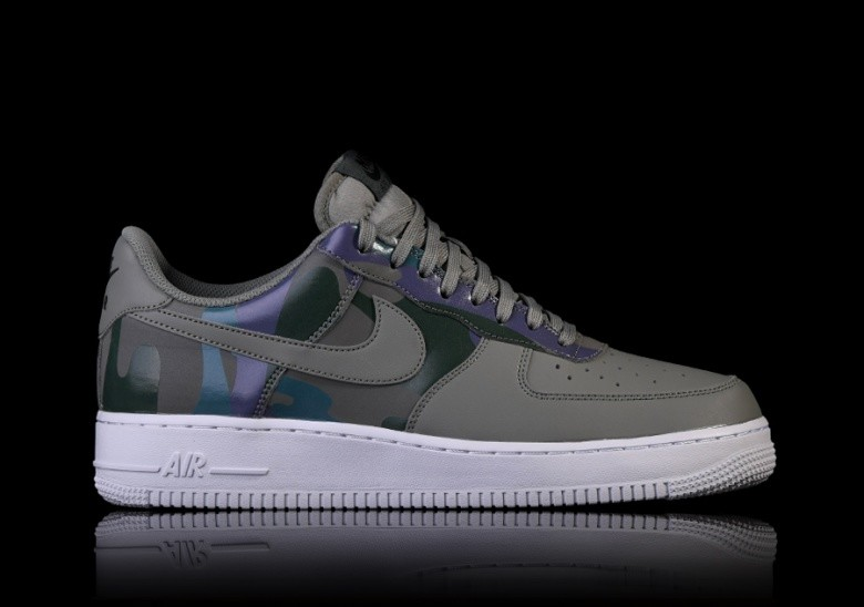 NIKE AIR FORCE 1 '07 LV8 DARK STUCCO CAMO