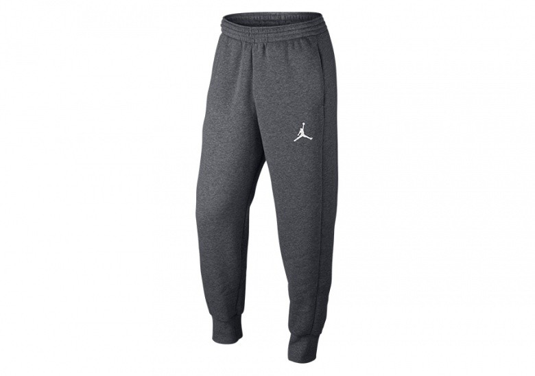a941481ccb53c NIKE AIR JORDAN FLIGHT FLEECE PANT CARBON HEATHER por €72
