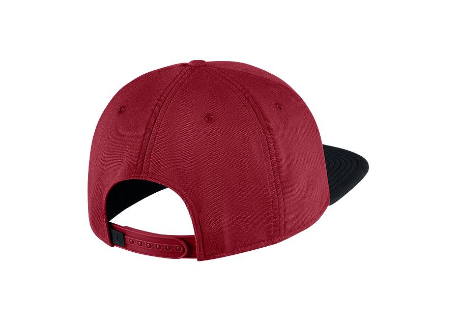 6b550939fcf NIKE AIR JORDAN JUMPMAN SNAPBACK HAT GYM RED BLACK price 170.69DKK ...