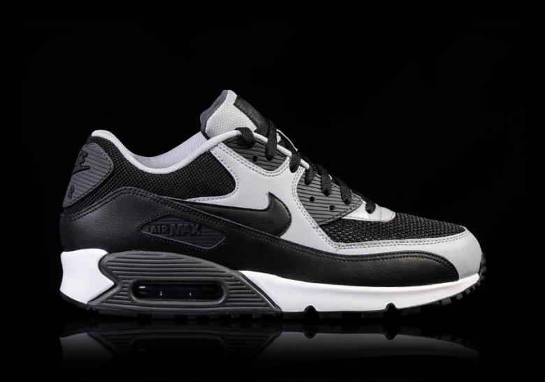 89efe31682 NIKE AIR MAX 90 ESSENTIAL GREY-ANTHRACITE price €117.50 | Basketzone.net