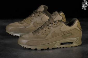 best sneakers 86ebe 0ab55 NIKE AIR MAX 90 PREMIUM NEUTRAL OLIVE