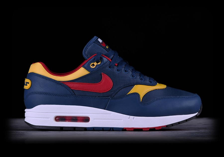 NIKE AIR MAX 1 BLUE YELLOW per €115,00 |