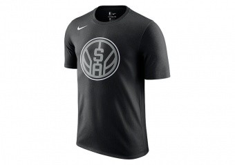 NIKE NBA SAN ANTONIO SPURS DRY TEE BLACK