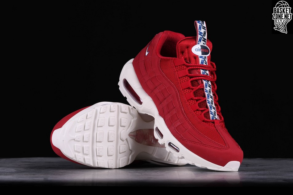 6d7d33dace2 NIKE AIR MAX 95 TT GYM RED price €137.50 | Basketzone.net