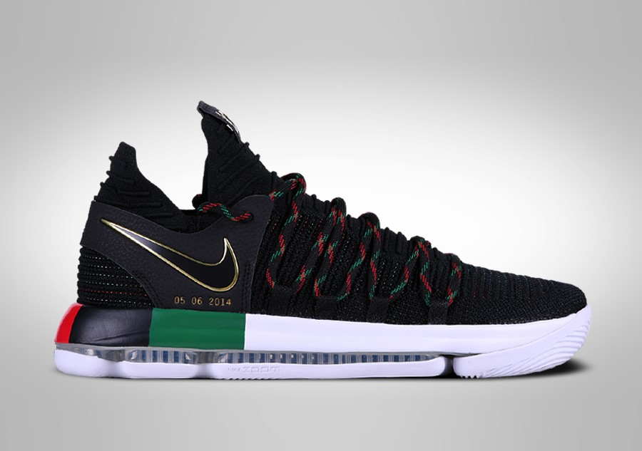 finest selection bedce 55cd0 NIKE ZOOM KD 10 BHM LIMITED price €145.00 | Basketzone.net
