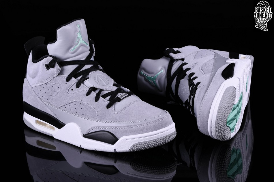 0ad59a4f68e NIKE AIR JORDAN SON OF LOW WOLF GREY price €149.00 | Basketzone.net