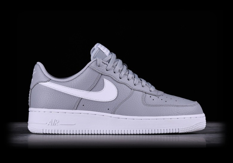 reputable site 09e8f c97b0 NIKE AIR FORCE 1  07 WOLF GREY